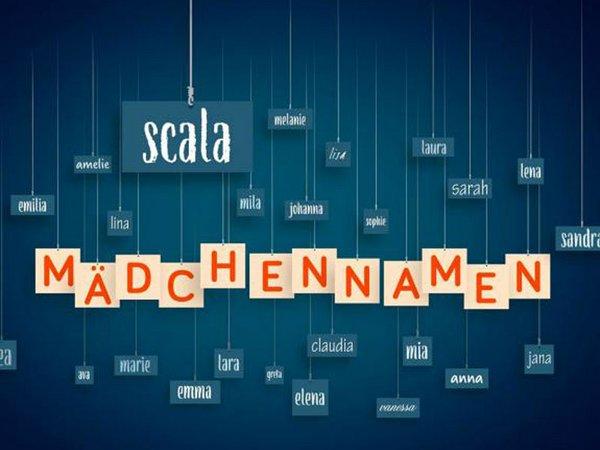 Scala, Foto: Bandmaterial