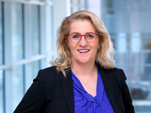 Prof. Swantje Rother, Foto: Tom Schulze / HTWK Leipzig