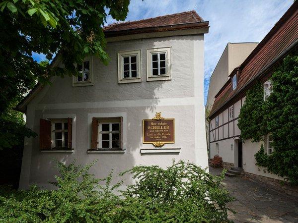 Schillerhaus, Foto: Punctum (Peter Franke)