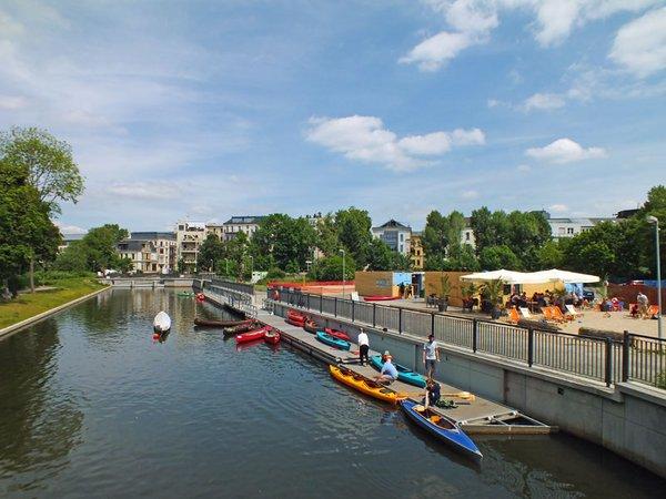 Stadthafen Leipzig