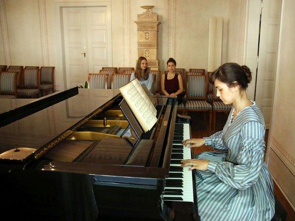 Konzert im Schumann-Haus Leipzig, Foto: Andreas Schmidt