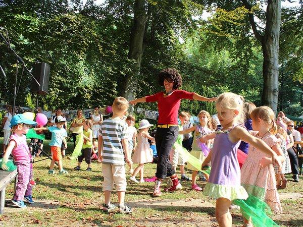 Kinderprogramm Abenteuer mit Kess