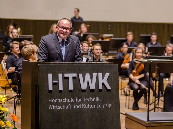 Prof. Dr. Mark Mietzner: Rektor der HTWK Leipzig, Foto: HTWK Leipzig