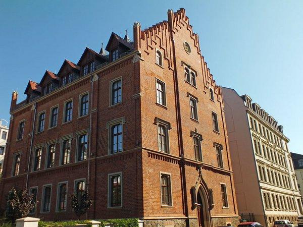 Studentenwohnheim in der Seeburgstraße 47