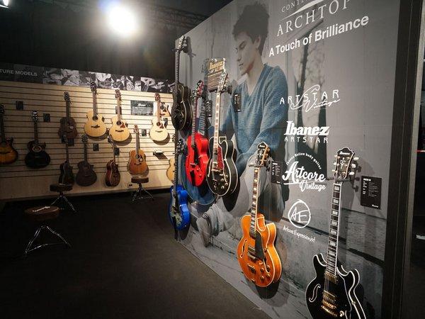 Musikinstrumentengallerie, Foto: Beringer Marketing
