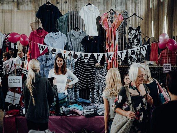 Mädels Flohmarkt, Foto: Werk 2