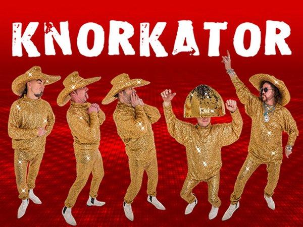 Knorkator, Foto: Bandmaterial