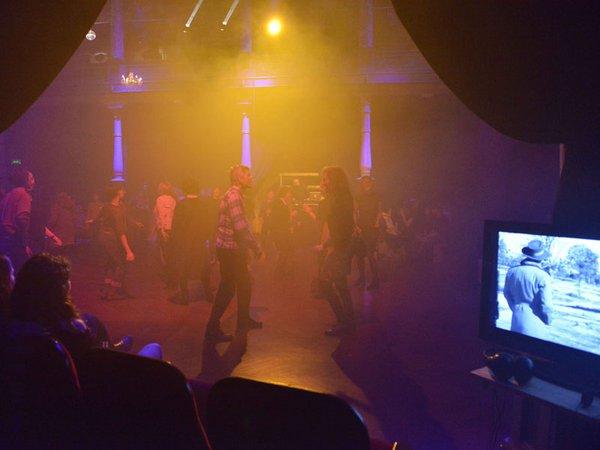 Jubiläumsparty im Ballsaal, Foto: Clémentine Harpagès
