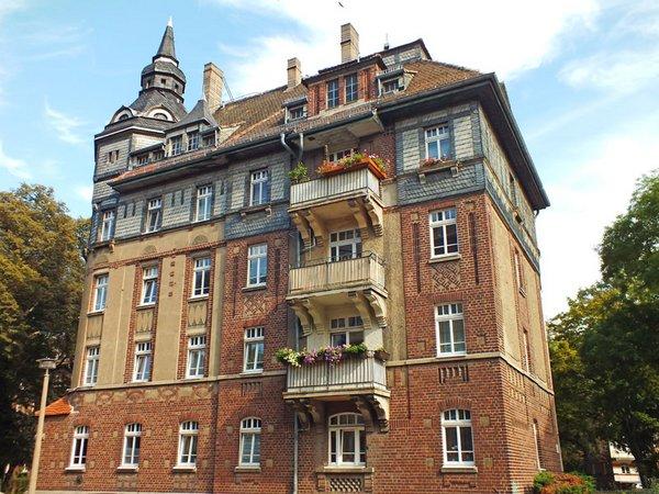 Meyersche Häuser in Kleinzschocher