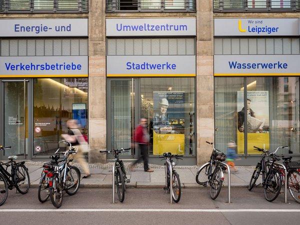 Energie- und Umweltzentrum in der Katharinenstraße 17, Foto: Leipziger Gruppe