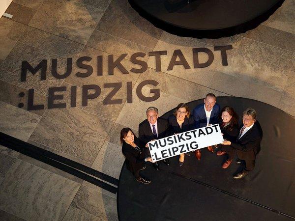 Musikstadt Leipzig - Präsentation Musikfestival, Foto: Andreas Schmidt