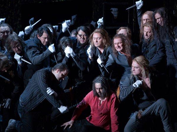 Rigoletto, Foto: Tom Schulze