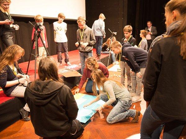 Foto: Film ab! Sächsisches Schülerfilm-Festival