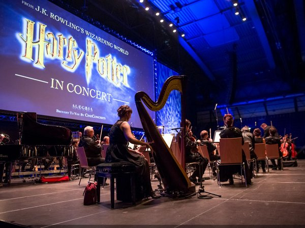 Harry Potter in Concert, Foto: Semmel Concerts