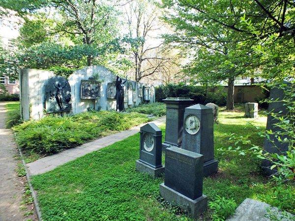 Alter Johannesfriedhof