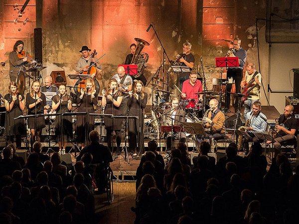 Orkester Sjaella, Foto: leipjazzig.de