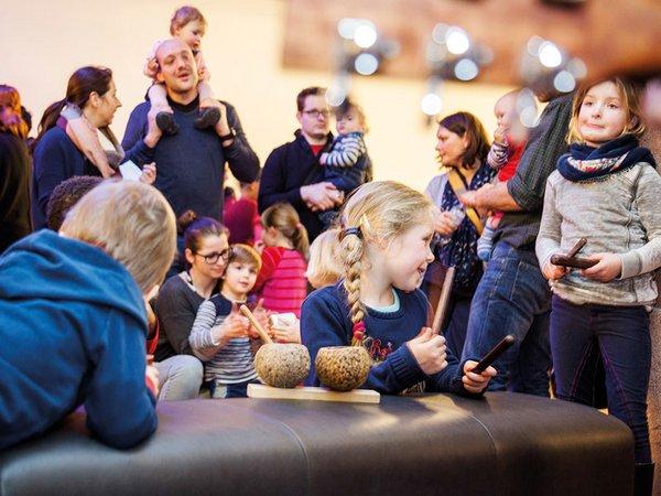 Familienwinterfest Grassimuseum, Foto: Tom Dachs