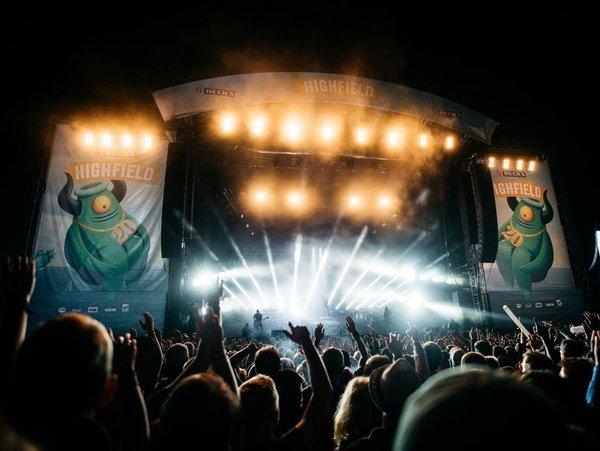Highfield Festival, Foto: Robin Schmiedebach