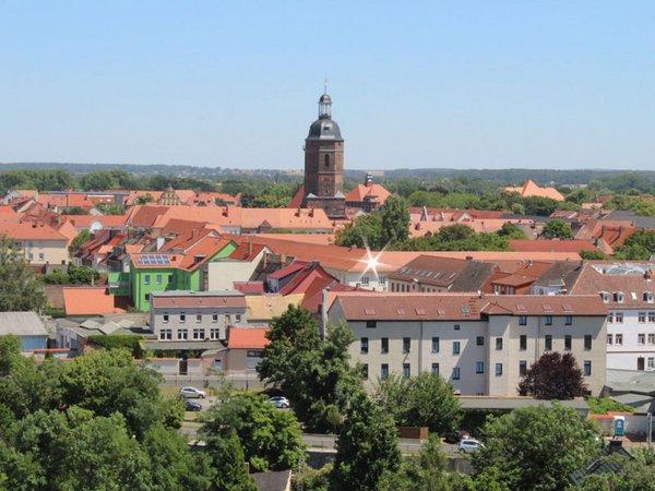 Eilenburg: Blick vom Burgberg, Foto: W&R IMMOCOM