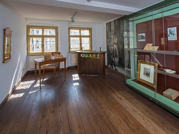 Museum Zum Arabischen Coffe Baum: Blick in die Ausstellung, Foto: Punctum, Peter Franke.