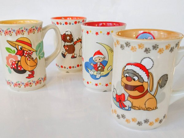 Weihnachtsmarkt-Kindertassen, Foto: Stadt Leipzig