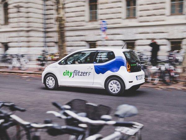 1 Jahr cityflitzer in Leipzig, Foto: Kai Bergmann