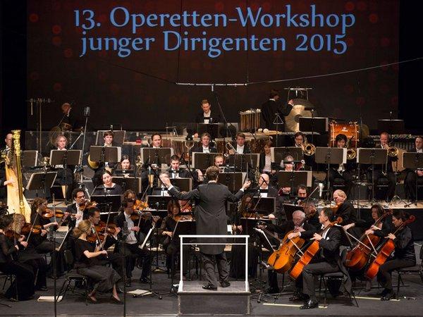 Operettenworkshop 2015 in Leipzig