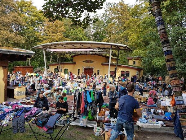Flohmarkt, Foto: GeyserHaus