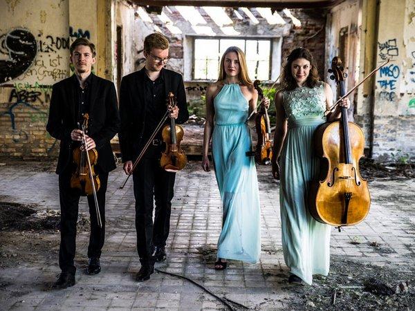 Gyldfeldt Quartett, Foto: josef Schumann