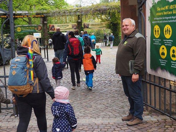 Der Zoo Leipzig ist wieder geöffnet, Foto: Zoo Leipzig