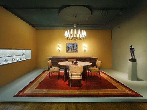 Ein Leipziger Art-Deco Speisezimmer