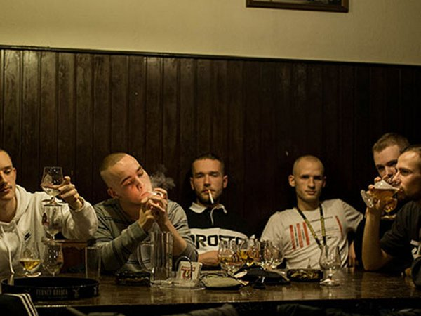 Boyz, Foto: Bandmaterial