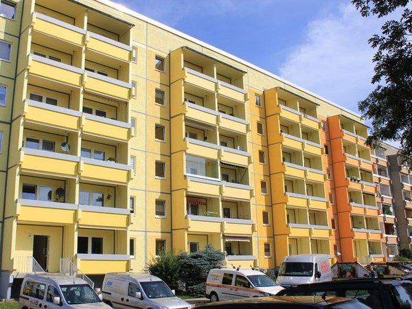 Liliensteinstraße 81-87 in Leipzig, Foto: Wohnungsgenossenschaft Lipsia eG