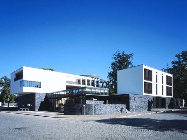 Mediencampus Villa Ida, Foto: Christian Schink