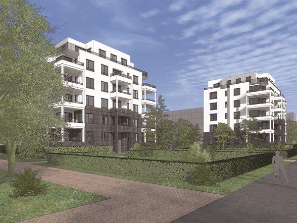 Objektvisualisierung Kulkwitzer See-Terrassen