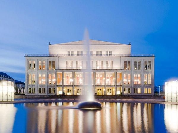 Oper Leipzig, Foto: Kirsten Nijhof