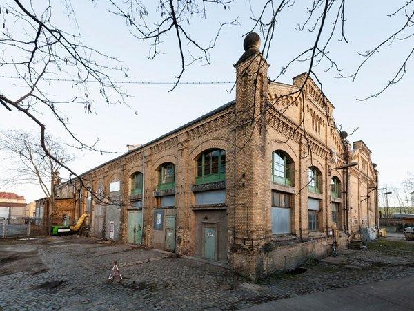Kunstkraftwerk Leipzig, Foto: dotgain