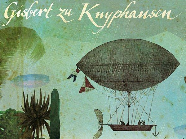 Gisbert zu Knyphausen, Foto: Bandmaterial