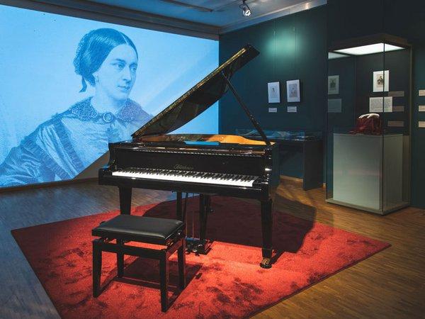 Ausstellung: Frauenliebe & Leben. Clara Schumann zum 200. Geburtstag, Foto: Christian Kern