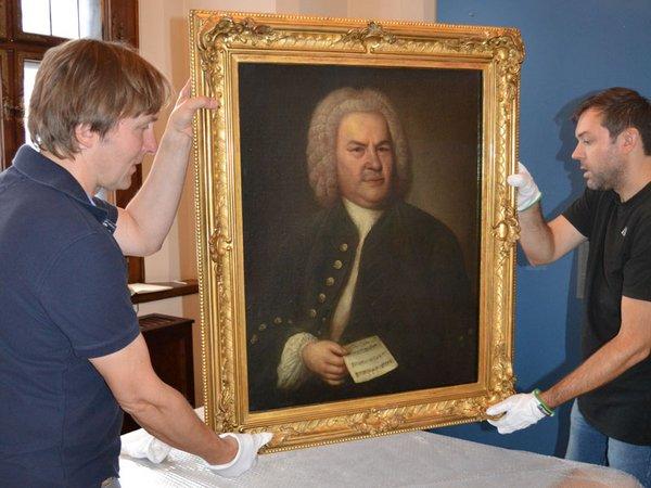 Bach-Porträt