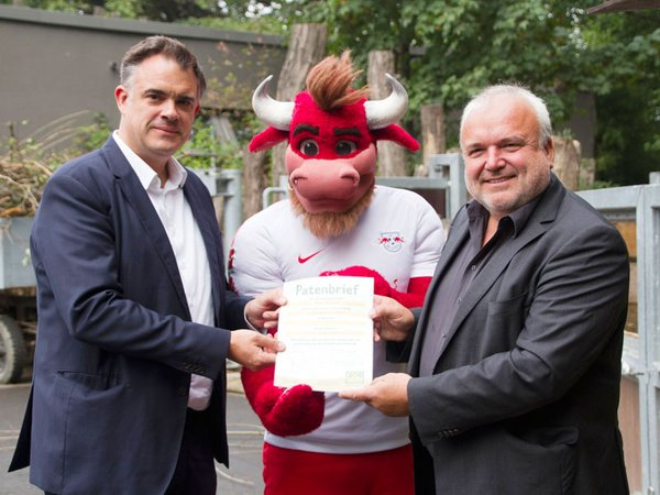 Patenschaft - Bullis Bande für Rote Bullen, Foto: Zoo Leipzig