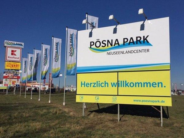 Pösna Park, Foto: Werbegemeinschaft Pösna Park GbR