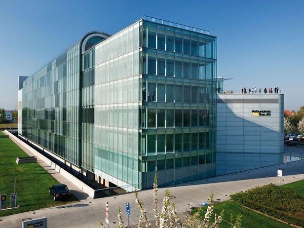 Hauptsitz der VNG - Verbundnetz Gas AG