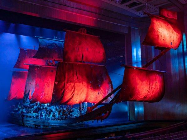 Der fliegende Holländer: Geisterschiff, Foto: Tom Schulze