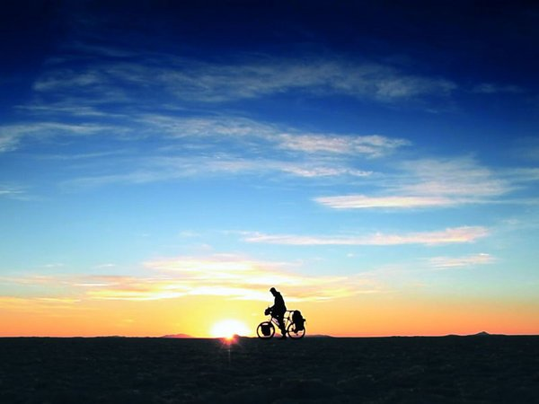 Bolivien: Salar de Uyuni, Foto: Dennis Kailing