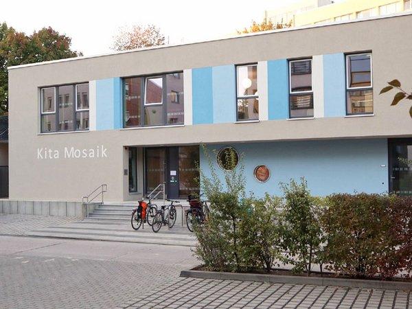 Evangelische Kindertagesstätte Mosaik, Foto: Diakonisches Werk Innere Mission Leipzig e.V.