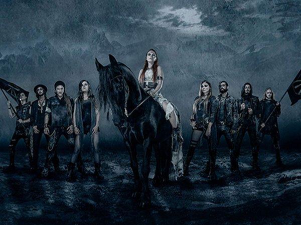 Eluveitie, Foto: Bandmaterial