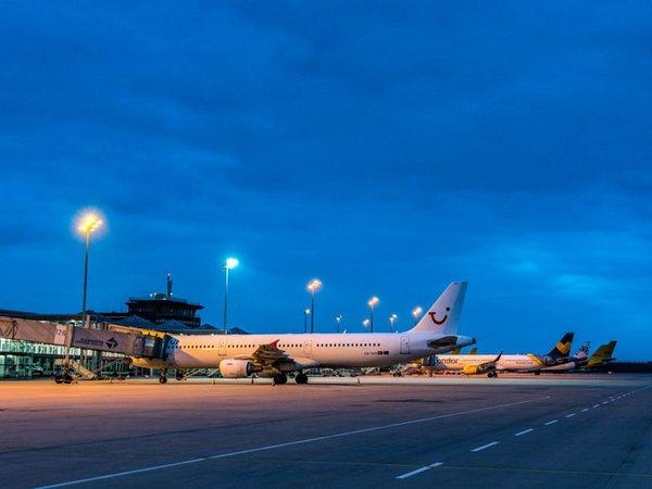 Verkehrsentwicklung am Leipzig/Halle Airport, Foto: Flughafen Leipzig/Halle GmbH