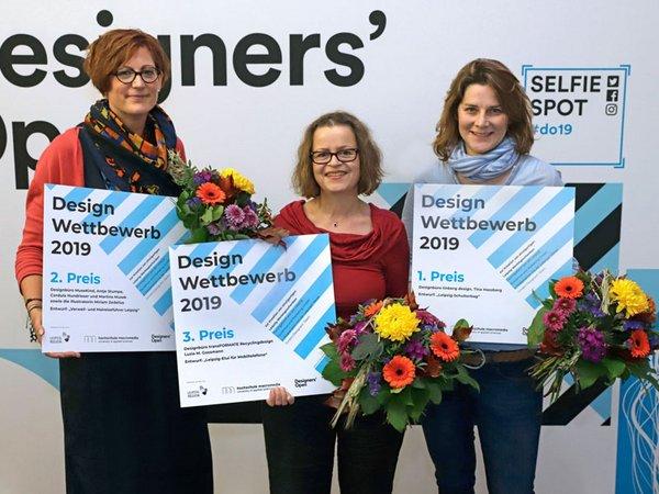 Preisträger Design-Wettbewerb, Foto: PUNCTUM / Alexander Schmidt