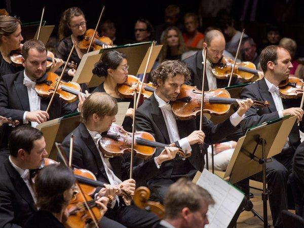 Gewandhausorchester im Gewandhaus zu Leipzig